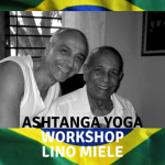 Ashtanga Yoga Workshop com Lino Miele no Brasil